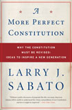 Book Cover - A More Perfect Constitution