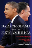 Book Cover - Barack Obama and the New America